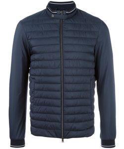Herno | Padded Panel Zipped Jacket 46 Polyimide/Polyurethane/Polyamide/Polyester