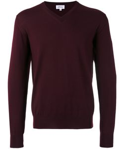 Brioni | V-Neck Jumper Size 48