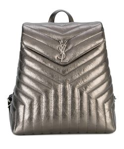 Saint Laurent | Loulou Monogram Backpack