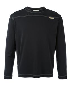 LOUIS VUITTON VINTAGE | Stitch Detail Sweatshirt Size