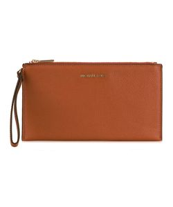 Michael Michael Kors | Mercer Clutch Leather