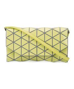 BAO BAO ISSEY MIYAKE | Geometric Design Crossbody Bag Polyurethane/Polyester