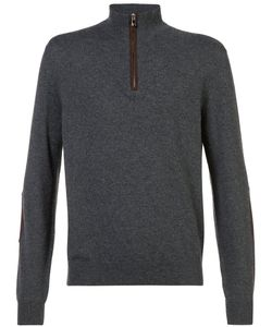 Isaia | Zip Jumper Men S