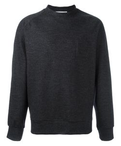 ÉTUDES | Track Jumper Large Virgin Wool/Cotton
