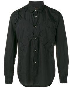COMME DES GARCONS HOMME PLUS | Comme Des Garçons Homme Plus Crinkled Cross Shirt