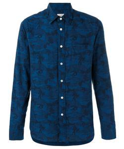 Bellerose | Camouflage Print Shirt Size Large