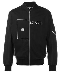 Mcq Alexander Mcqueen | Front Zip Print Jacket Size Large