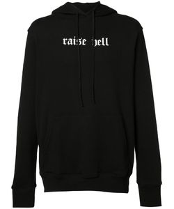 424 Fairfax | Raise Hell Hoodie Small Cotton