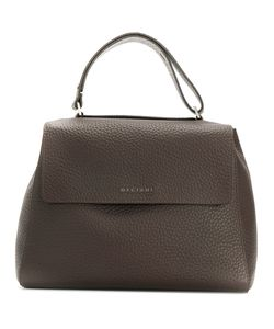 Orciani | Caviar Finish Tote Women