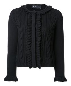 ROSSELLA JARDINI   Cable Knit Cardigan Women