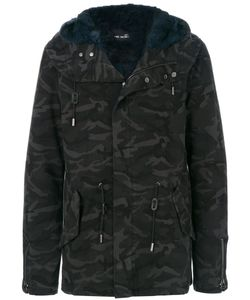 YVES SALOMON HOMME | Camouflage Jacket Men