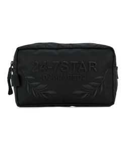 Dsquared2 | 24-7 Star Wash Bag Polyurethane