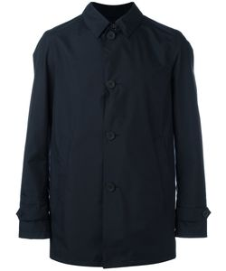 Herno | Classic Buttoned Coat 52 Polyester