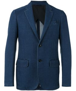 Ermenegildo Zegna | Chambray Two-Button Jacket