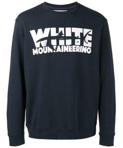 White Mountaineering | Shark Print Sweatshirt