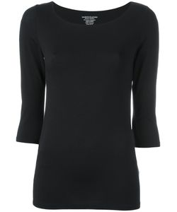 MAJESTIC FILATURES   Three-Quarters Sleeve T-Shirt Iv Viscose/Spandex/Elastane