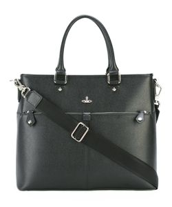 Vivienne Westwood | Logo Pin Tote Bag