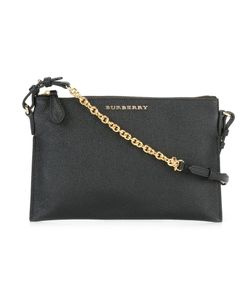 Burberry | Chain Strap Clutch Calf Leather/Cotton