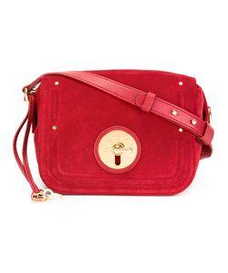 See By Chloe | See By Chloé Flip Lock Shoulder Bag Suede