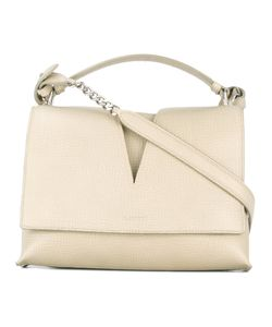 Jil Sander | Cut-Off Detail Tote Calf Leather