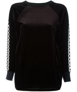 JUNYA WATANABE COMME DES GARCONS | Junya Watanabe Comme Des Garçons Chain Print Sweatshirt Size Medium