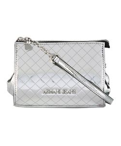 ARMANI JEANS | Quilted Logo Clutch