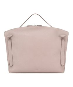 Jil Sander | Square Single Handle Tote Leather