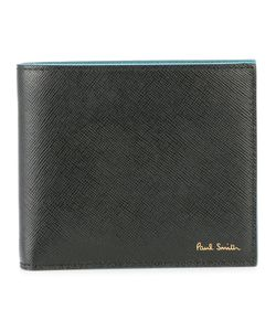 Paul Smith | Logo Plaque Billfold Cardholder Calf