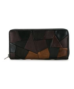 ANREALAGE | X Porter Patchwork Wallet Calf Leather/Horse Leather/Sheep