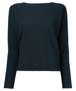 Issey Miyake Cauliflower | A-Poc Pleats Sweatshirt