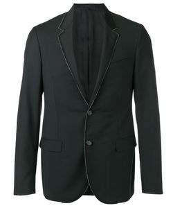 Lanvin | Grosgrain Trimmed Blazer Size 48