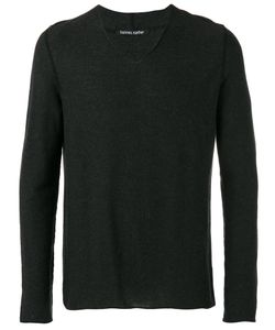 Hannes Roether | V-Neck Sweater Size Medium