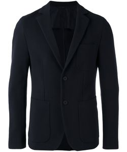 Boss Hugo Boss | Button Up Blazer 52 Polyamide/Cotton/Spandex/Elastane/Polyester