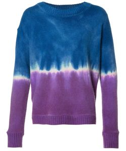 The Elder Statesman | Tie-Dye Effect Jumper Adult Unisex Small