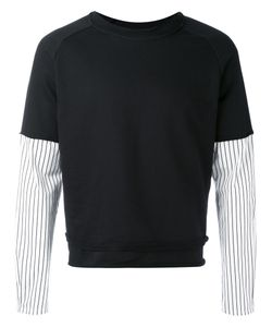 AGANOVICH | Double-Layer Sweater 46