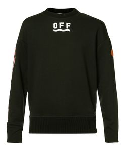 Moncler x Off-White | Printed Sweatshirt Medium Cotton