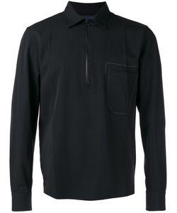 Lanvin | Zipped Collar Shirt Jacket Size 39