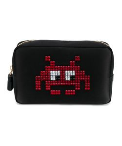 Anya Hindmarch | Косметичка Space Invaders