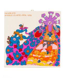 Olympia Le-Tan | 1970 Square-Clutch