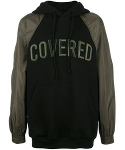 JUUN.J | Cove Contrast Sleeve Hoodie 46 Cotton/Viscose/Polyester