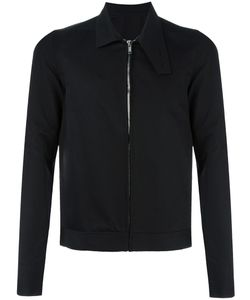 Rick Owens | Oblong Collar Jacket 48 Cotton/Cupro