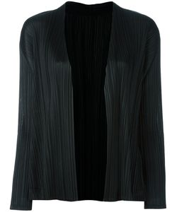 PLEATS PLEASE BY ISSEY MIYAKE | Open Pleated Cardigan 5