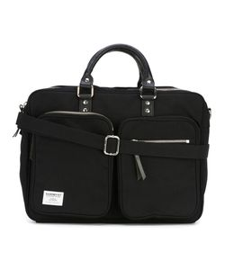 Sandqvist | Leather Handle Laptop Bag