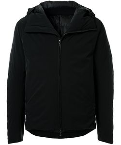 ATTACHMENT | Zipped Fitted Jacket Men 1