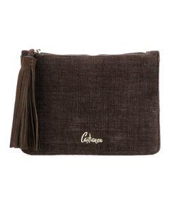 Castañer | Tassel Detail Clutch Bag Women