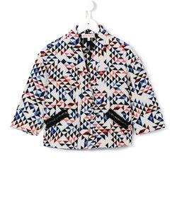 ANNE KURRIS | Kimo Matti Print Jacket 12 Yrs