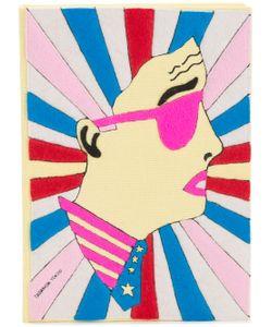 Olympia Le-Tan | Portrait Book Clutch