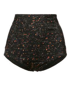 Malia Mills | High Rise Bikini Bottoms 4 Polyamide/Spandex/Elastane