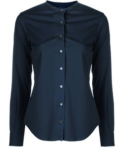 Aspesi | Longsleeve Mandarin Collar Shirt