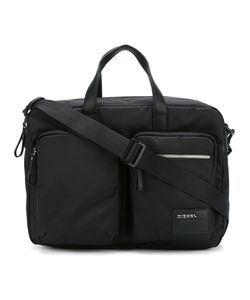 Diesel | Crash Briefcase Polyamide/Leather